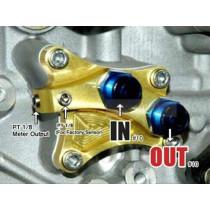 Olajhűtő Adapter Nissan 200sx CA18DET